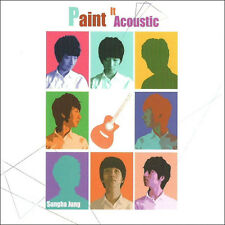 Sungha Jung, Seong Ha Jeong -  Paint It Acoustic (Digipack)  New CD