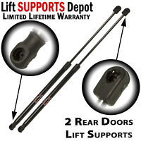 Qty 2 Fits Mini Clubman 2007 To 2014 Split Door Lift Supports Support R55