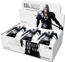 Final Fantasy TCG: Opus III Booster Box