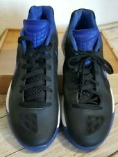 Womens NIKE VOLLEY ZOOM HYPERSPIKE Athletic Shoes Size 10 Blue Black Volleyball