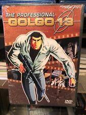 The Professional: Golgo 13 (Dvd) Osamu Dexaki, English Dubbed! Urban Vision Dvd!