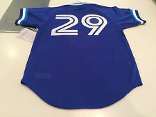 Toronto Blue Jays 1993 Jersey Joe Carter MLB Baseball Mitchell Small Vintage