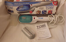 Tobi Quick Fabric Steamer Steamers Compact Removers Wrinkles Odors
