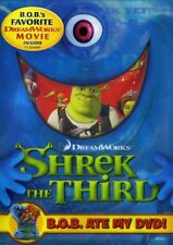 Shrek the Third [New DVD] Ac-3/Dolby Digital, Dolby, Dubbed, O-Card Packaging,