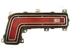 68 PONTIAC CATALINA EXECUTIVE LH TAIL LIGHT driver left taillight