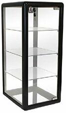 Only Hangers Elegant Black Vertical Display Counter top Showcase