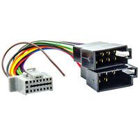 Radio Adapter Kabel für PANASONIC Autoradio CQ-C, CQ-DFX, CQ-RD Ersatzkabel ISO