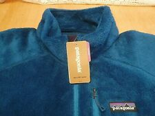 NWT $169 Patagonia R2 Thermal Pro Fleece Jacket,M's XL Slim Fit,Big Sur Bl,2019