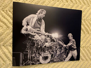 Stewart Copeland Signed 8 X 10 Photo Autographed Smeared The Police Drummer