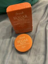 FRESH SUGAR PEACH HYDRATING LIP BALM 6 G / 0.21 OZ FULL SIZE FRESH NEW IN BOX