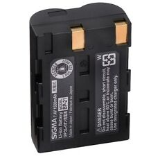 Sigma Bp-21 Rechargeable Lithium-ion Battery D00008 London