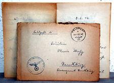 Casella Posta ordinaria - 08.06.1942 PUNZONATO