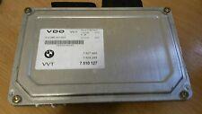 7510127 BMW E46 VVT ENGINE ECU 3 SERIES