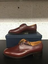 WM Loake & Sons Arundel Brown Leather Oxford Shoes - Smart Formal - UK 8.5