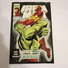 Iron Man #305 VF reprint