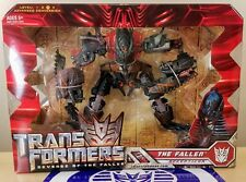 TRANSFORMERS THE FALLEN 2009 REVENGE OF THE FALLEN VOYAGER MISB NEW SEALED MINT