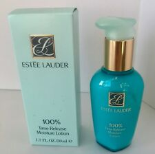 ESTEE LAUDER 100% TIME RELEASE MOISTURE LOTION 1.7 FL OZ, NEW IN BOX
