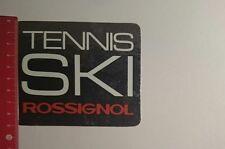 Aufkleber/Sticker: Tennis Ski Rossignol (041216179)