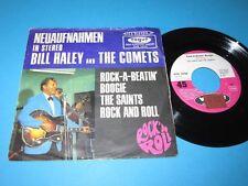 "Bill Haley/rock-a-Beatin 'Boogie (Germany, Vogue DVS 14759) - 7"""