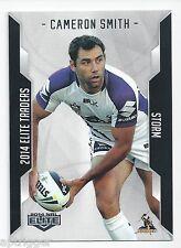 2014 NRL Elite Base Card (55) Cameron SMITH Storm