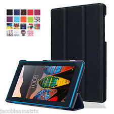 Gvirtue Lenovo Tab 3 Essential 7 Case TB3-710F Smart Shell 7-Inch Android Tablet