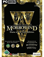 The Elder Scrolls III Morrowind GOTY Steam Pc Code Key Global [Blitzversand]