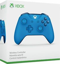 NEW Microsoft Xbox One Wireless Controller Blue for Xbox One and Windows 10