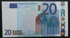 "RARE BILLET 20 EUROS 1er TIRAGE 2002 DUISEMBERG FRANCE ""E002A3"" ETAT NEUF"