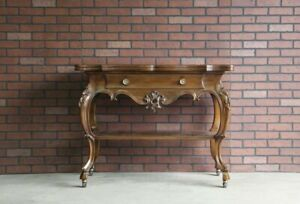 Server ~ French Provincial Serving Cart ~ Country French Buffet Cart ~ Console