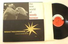 The New World of Woody Herman Sesac 3103 Mint-