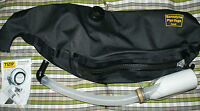 Bannatyne Synthetic Zip bag for highland bagpipes pipes small medium large sizes