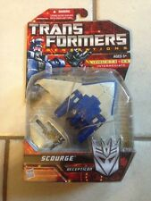 Transformers Generations Deluxe Class Scourge New