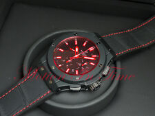 "Hublot Big Bang ""Red Magic"" Vendome Boutique Edition All Black 301.CI.1123.GR"