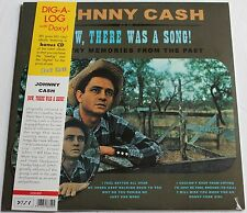 Johnny Cash ‎Now, there was a song! (LP 180gr + CD) neuf
