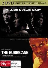 THE HURRICANE BRAND NEW SEALED DVD BASED ON A TRUE STORY DENZEL WASHINGTON