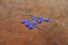 Anciennes épingles perle fabrication bijoux fantaisies - loisir créatif - ref 53