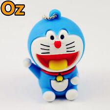 Doraemon USB Stick, 8GB Quality 3D USB Flash Drives WeirdLand