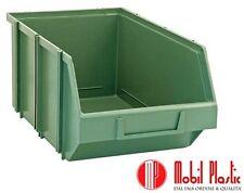 CONTENITORE PLASTICA Delta Mec MIS EST 40x30x22 CAPAC.22L maniglie chiuse kg1,17