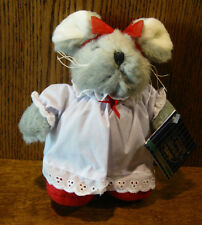 """Ganz Heritage Collection #HX4039 MS. L. TOE, 7"""" NEW/Tag From Retail Store, MOUSE"""