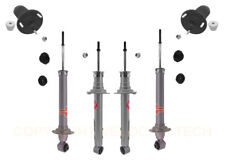 KYB GAS SHOCKS FRONT & REAR W/ MOUNTS FITS 06-13 LEXUS IS250 IS350 2WD