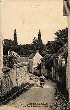 CPA   Mantes -la-Ville -La Rue de la Cavée     (359406)
