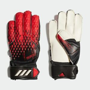 Adidas Predator 20 Match Fingersave Goalkeeper Gloves Size 6