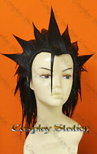 Final Fantasy Crisis Core Zack Fair Cosplay Wig _wig115-New
