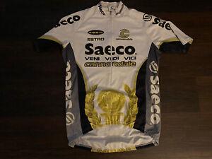 Saeco Cannondale Cipollini Caesar Jersey Tour de France Short Sleeve