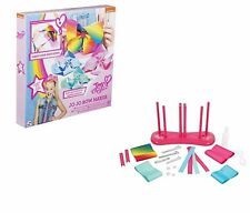 Nickelodeon Jojo Siwa Bow Maker Make Your Own Bows Age 5