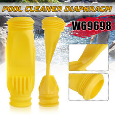 2 Pack Long Life Pool Cleaner Diaphragm For Zodiac Baracuda G3 G4 Pacer W69698