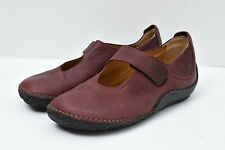Wolky 8315 Womens Comfort Walking Leather Maryjane Moccasin Shoes Sz 40 9