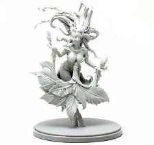█ 50mm Resin Kingdom Death Flower Witch Unpainted Unbuild ONLY Figure WH069
