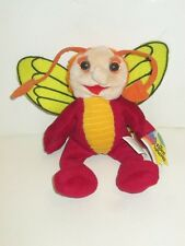 SID & MARTY KROFFT SUPERSTARS BUGALOOS SPARKY BEAN BAG PLUSH CLASSIC TV SHOW '99