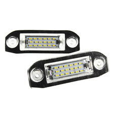 2x 18LED License Plate Number Light Lamp For Volvo C70 S40 S60 V50 V60 V70